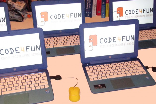 Sydney Programming School teaches kids how to code. Code4fun